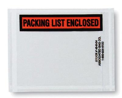 Ng List Envelopes