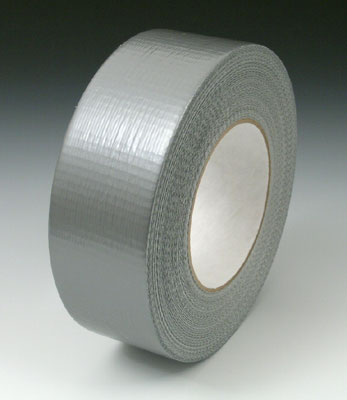2 Quot X 180 Colored Duct Tape Silver 9 Mil 24 Rolls Per Carton
