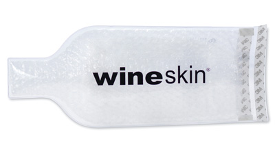 7 Quot Wineskin 174 Bottle Transport Bag 2 Per Package